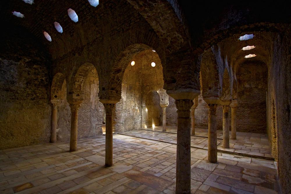 Baños Arabes Que Son:Baños Árabes En Granada, Más De Uno